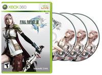 'Final Fantasy XIII' contará con tres discos en su edición para Xbox 360