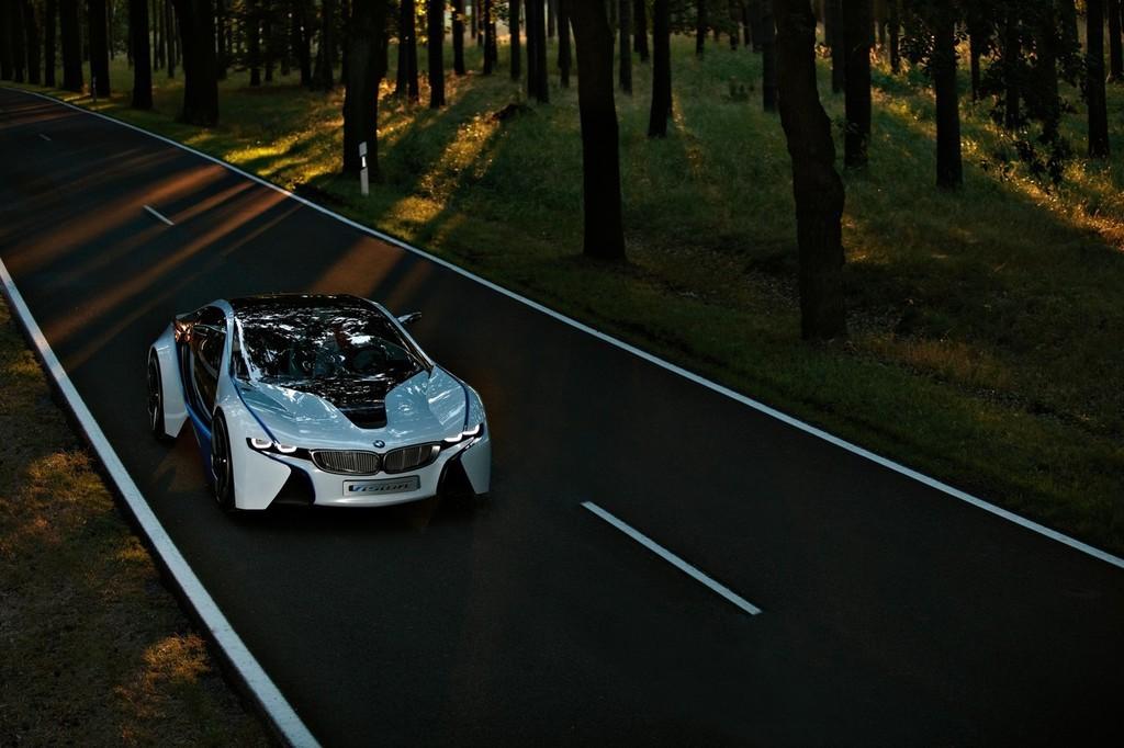 Foto de BMW Vision EfficientDynamics 2009 (63/92)