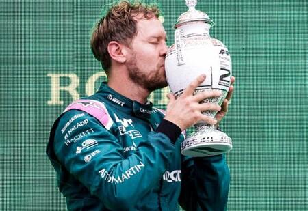 ¡Increíble! Sebastian Vettel es capaz de decir a todos los campeones del mundo de Fórmula 1 año por año en este vídeo