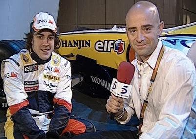 Telecinco asegura que ha terminado el chollo de la Fórmula 1