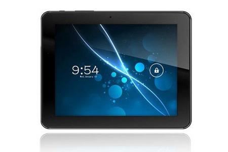ZTE anuncia el V81, un tablet con doble núcleo y Jelly Bean en 8 pulgadas