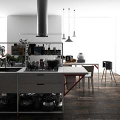 Foto 3 de 21 de la galería meccanica-un-sistema-de-almacenaje-muy-versatil-y-minimalista en Decoesfera