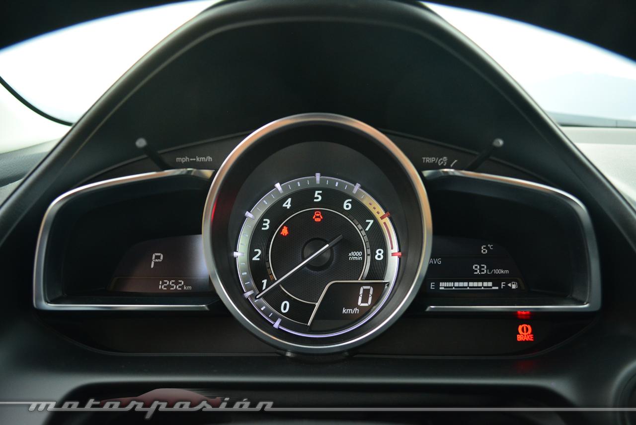 Foto de Mazda CX-3 (Prueba) (14/16)