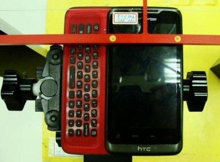 Nuevas imágenes del HTC Android con teclado QWERTY deslizante