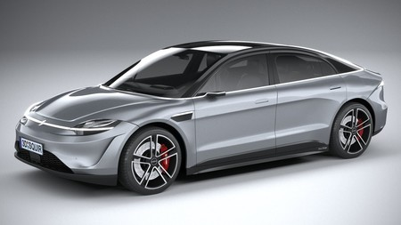 Sony va en serio a la industria automotriz, el Sony Vision-S ya está en Japón para comenzar pruebas en carretera