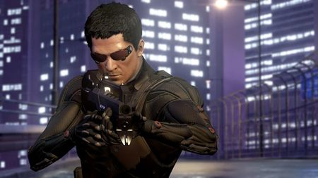 Sleeping Dogs (Adam Jensen)