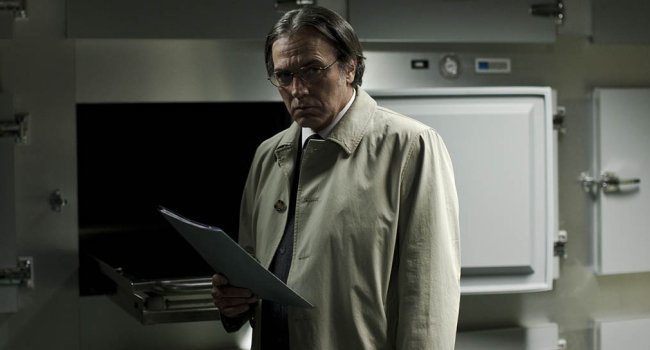 José Coronado en una escena de El Cuerpo