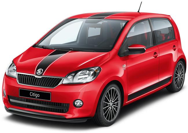 Škoda Citigo Sport