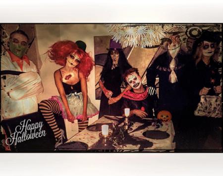 Halloween dio para mucho: las fiestas de los famosos
