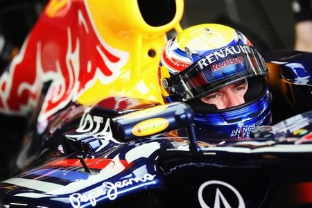 GP de Gran Bretaña F1 2011: primeros libres con Mark Webber primero
