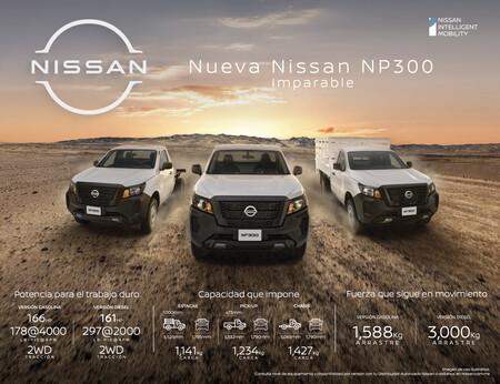 Nissa NP300 2021