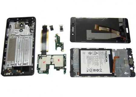 Nokia 6 al desnudo, así es por dentro el nuevo Android finlandés