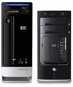 Nuevos ordenadores de sobremesa de HP