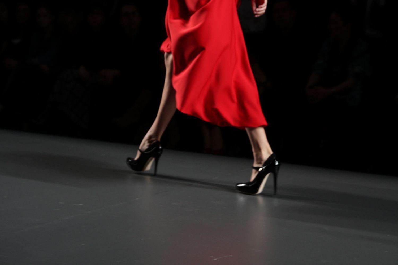 Foto de Alma Aguilar en la Cibeles Madrid Fashion Week Otoño-Invierno 2011/2012 (78/126)