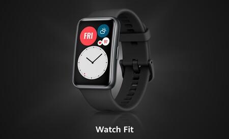Huawei Watch Fit en oferta por el Buen Fin 2020