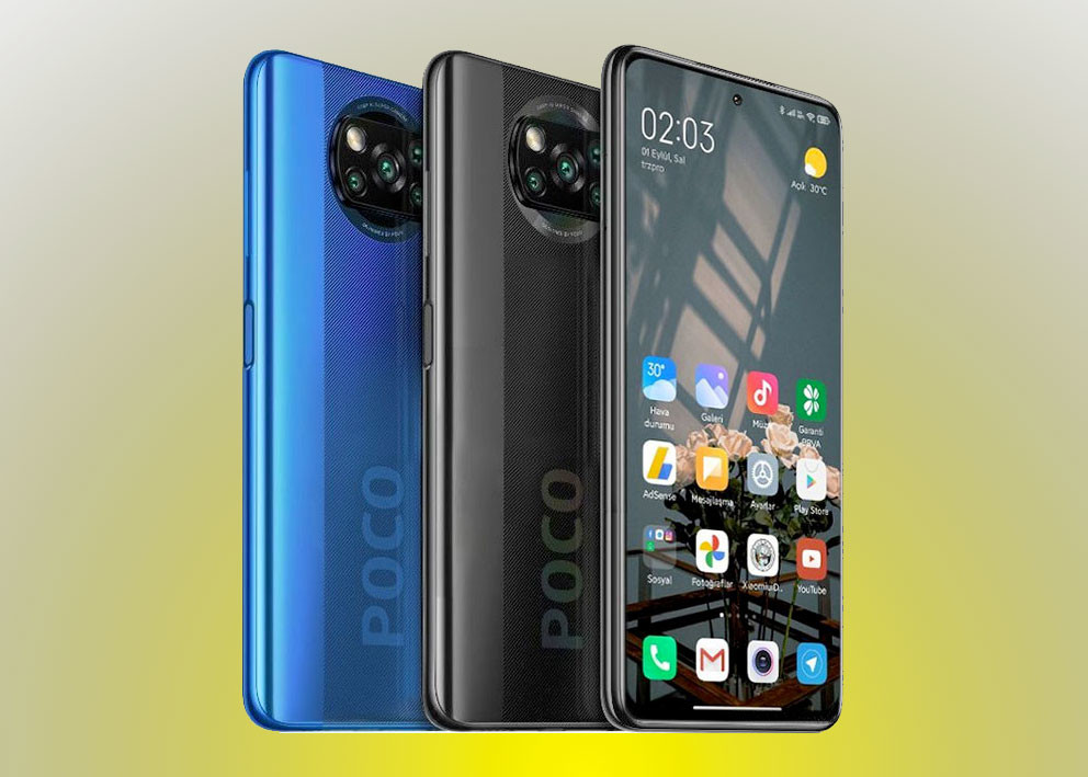 "Xiaomi Poco X3 NFC - Smartphone 6+64GB, 6,67"" FHD+ cámara Frontal con Punch-Hole, Snapdragon 732G, 64MP AI Quad-cámara, 5160mAh, Color Azul Cobalto (versión española)"