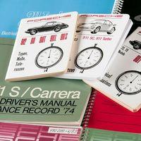 ¡Atención coleccionistas! Porsche editará los manuales de sus modelos más clásicos