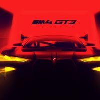 BMW M4 GT3 sustituirá al BMW M6 GT3 en las carreras a partir del 2022