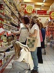 Observadores de Transgénicos para hacer cumplir las normas alimentarias