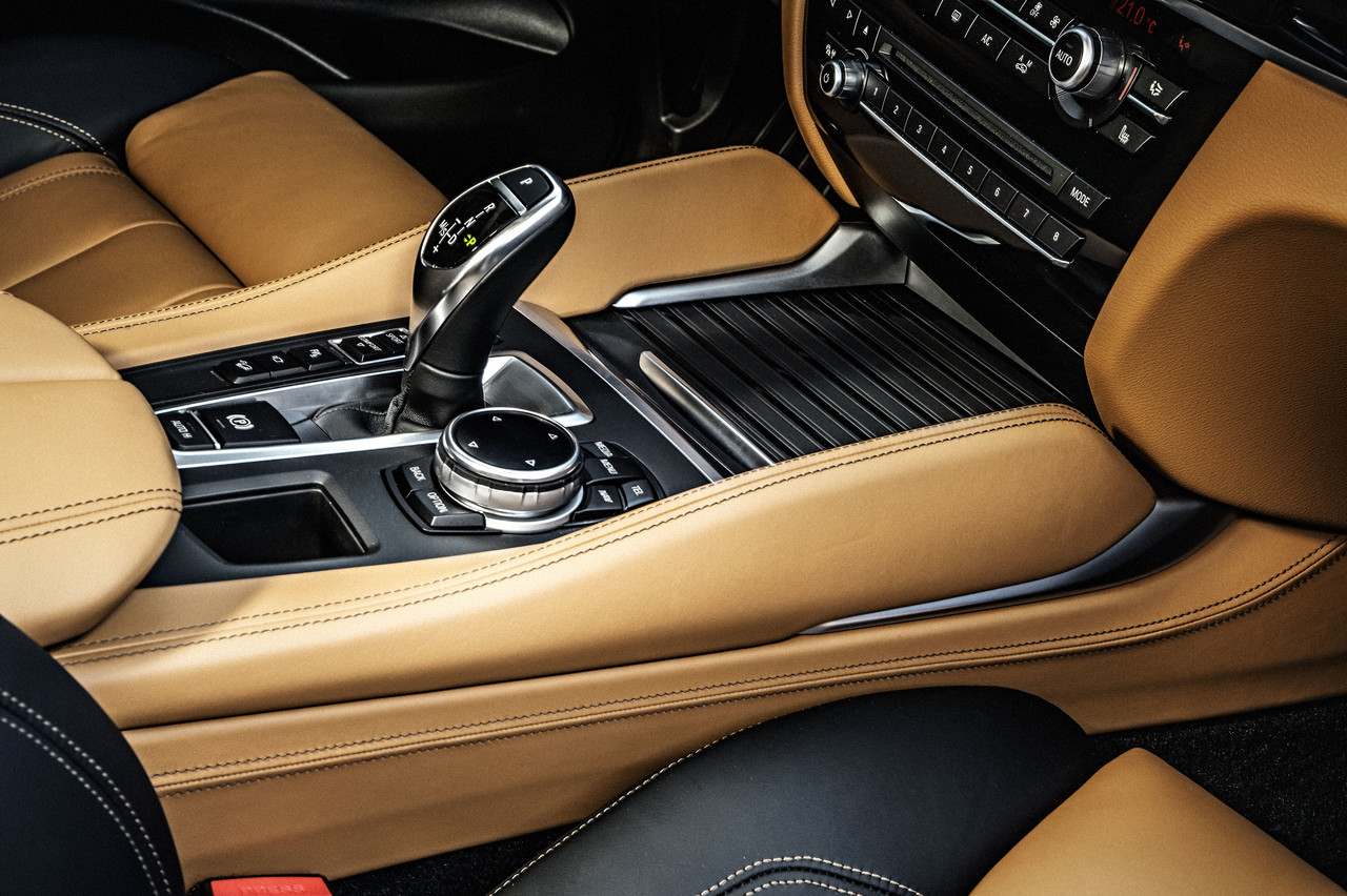 Foto de BMW X6 2014 (47/96)