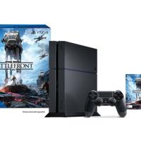Sony quiere tu dinero: anunciados en Estados Unidos dos packs de PS4 por 299,99 dólares