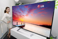 LG Ultra Definition LED TV, una gigantesca maravilla tecnológica