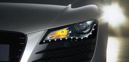 Los LED del Audi R8