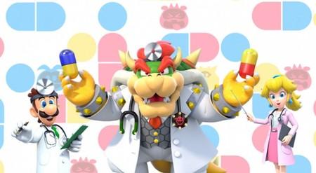 Dr. Mario World alcanza los cinco millones de descargas y 500.000 dólares de ingresos en su primera semana