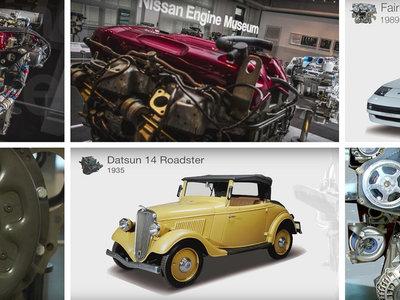 Nissan te invita a conocer su Museo del Motor en Japón…en video