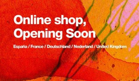 Desigual también abre tienda online