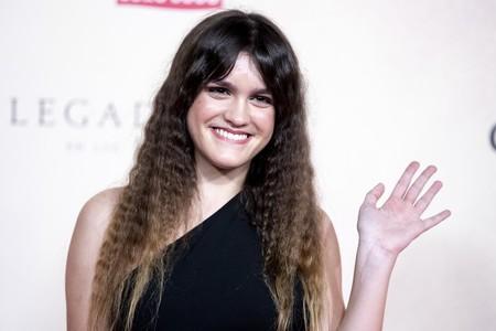 Amaia Romero se une a la tendencia creciente del momento: el crimped hair