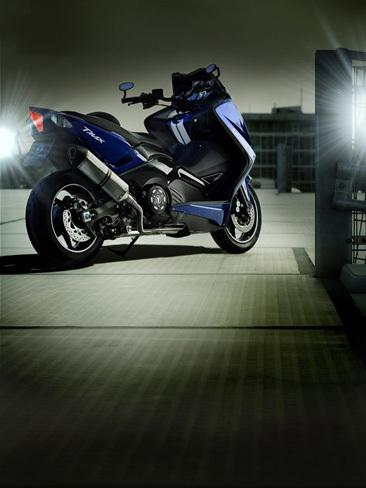 Yamaha T-Max 530 Hyper Modified por Marcus Walz