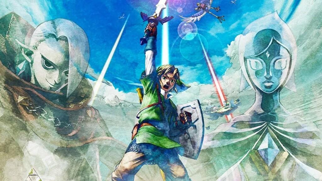 The Legend of Zelda: Skyward Sword HD: esta comparativa muestra las diferencias entre la versión de Nintendo Switch y la de Wii