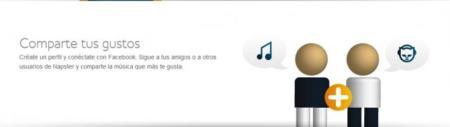 Comparte música