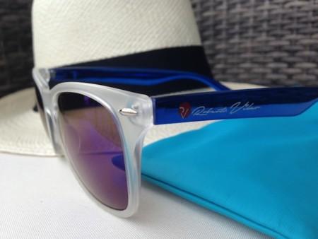 Gafas Azules Roberto Vilar
