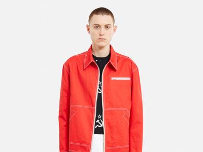 Cambio de chaqueta: la revolución de Gosha Rubchinskiy