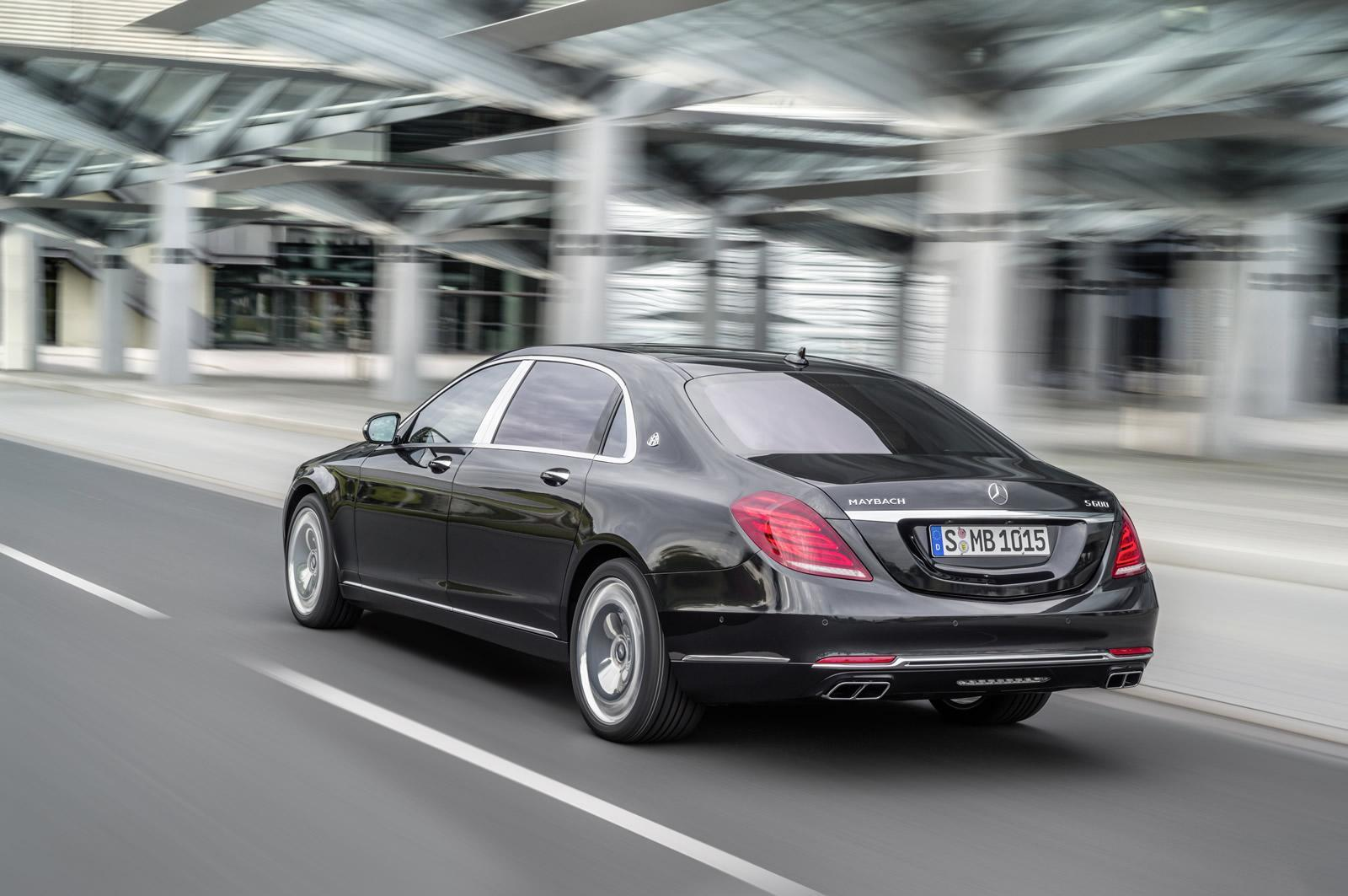Foto de Mercedes-Benz Clase S Maybach (22/38)