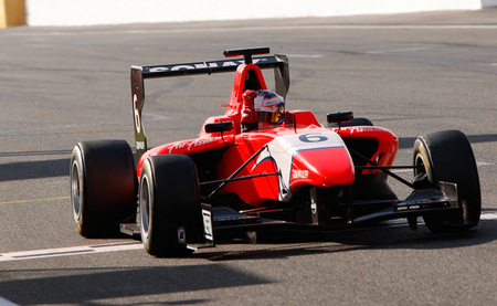 Matias Laine 2012 GP3 Spa