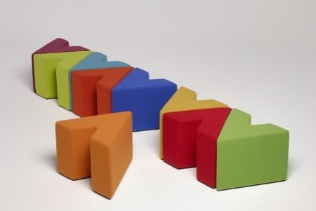 asiento modular linea