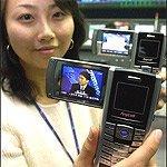 Televisión por satélite para móviles