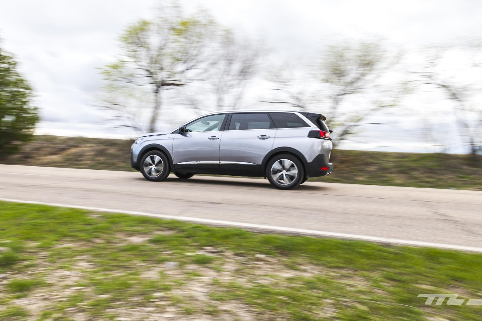 Foto de Peugeot 5008 2018, prueba (49/58)