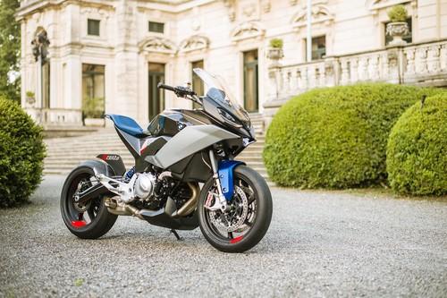 BMW trama una trail intermedia asfáltica, y la espectacular Concept 9cento es la prueba