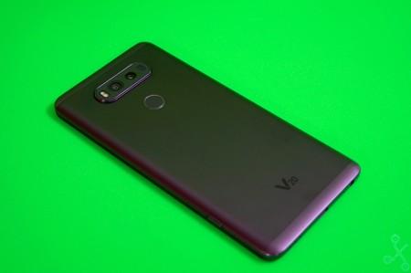 LG V20, análisis