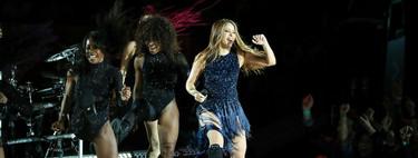 Shakira arrasa en la final de la Copa Davis con una actuación a la altura de la estrella que es y hacía tiempo que no veíamos