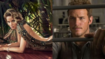 'Passengers', Chris Pratt y Jennifer Lawrence vivirán un romance en el espacio