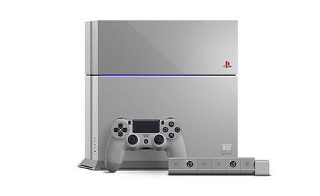 La primera PS4 de la edición 20 aniversario se vende por 128.000 dólares