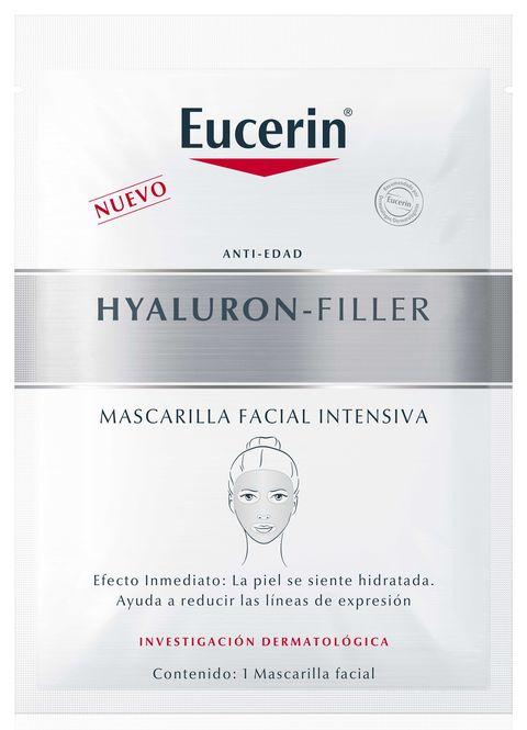 Mascarilla Facial Intensiva Hyaluron-Filler Eucerin