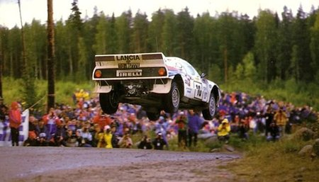 Lancia 037 Monte Carlo