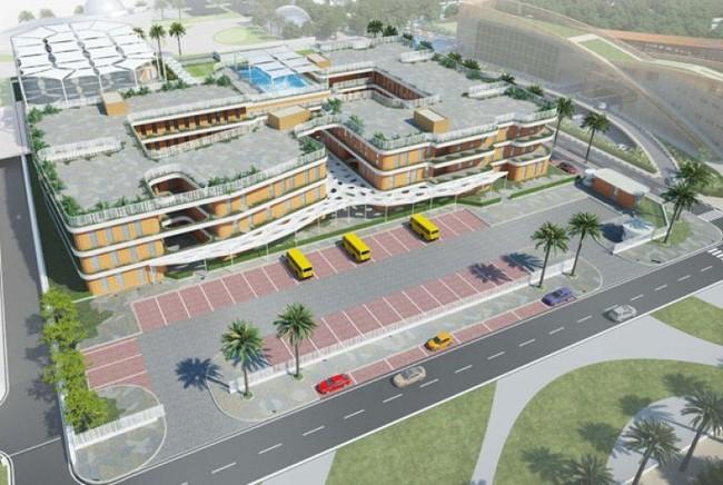 Dubai Sustainable City 3