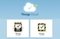 Things Cloud, la sincronización en la nube llega al gestor de tareas Things